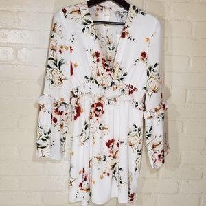 First Monday size M NWT Boho dress
